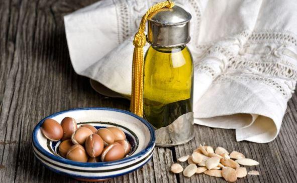 Tratament cu ulei de argan