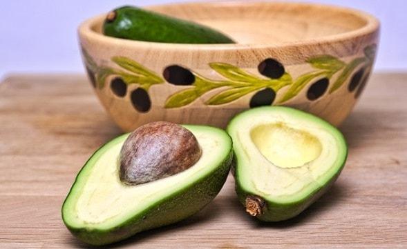 Tratament cu ulei de avocado