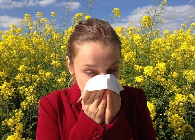 Remedii naturiste pentru a combate alergiile de primavara