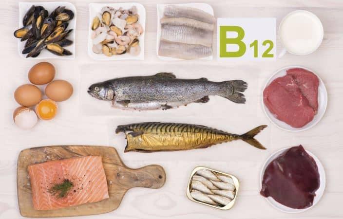 Alimente bogate in vitamina B12