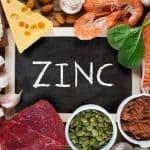 Alimente care contin ZINC