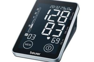 Tensiometru electronic de brat touchscreen BM58