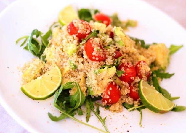 Beneficiile consumului de fulgi de quinoa