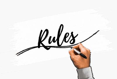 Reguli de baza ca sa slabesti