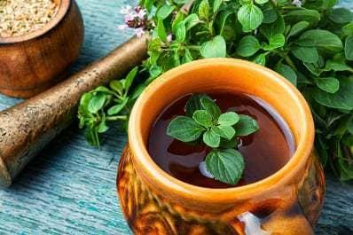 Ceai de sovarf beneficii