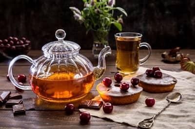 Cum se prepara ceai de cozi de cirese?